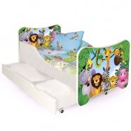 Detská posteľ Happy Jungle