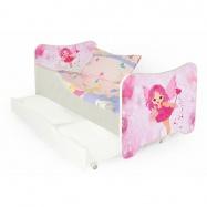 Detská posteľ Happy Fairy