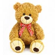 Velký plyšový medvěd Teddy 63 cm