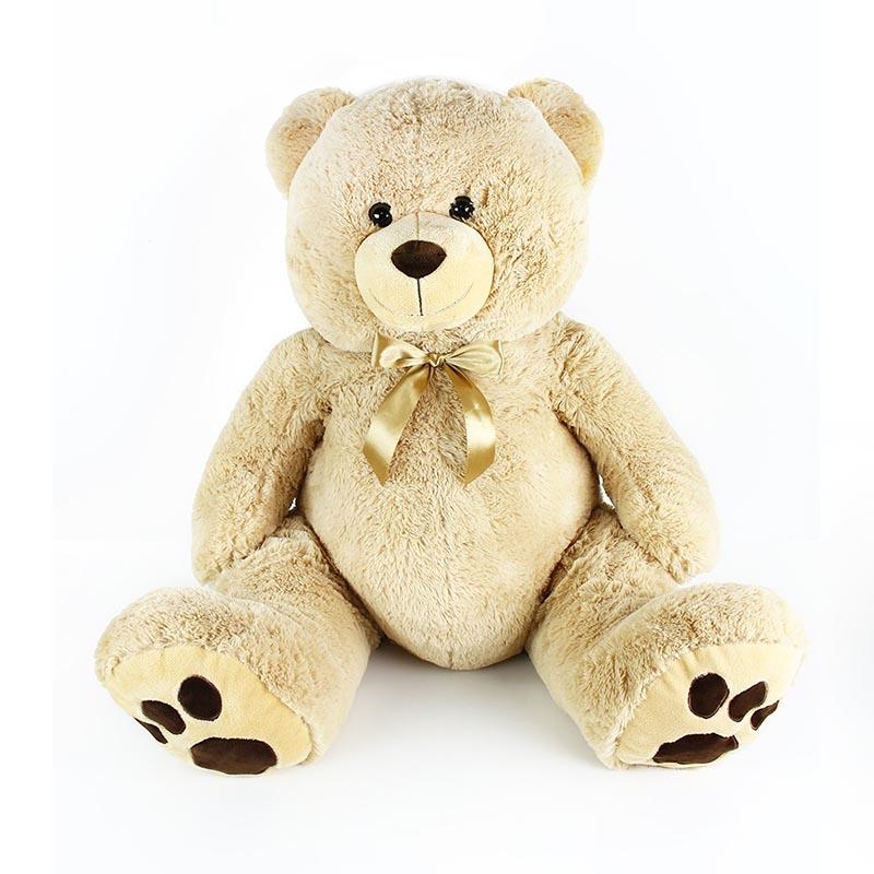 Velký plyšový medvěd Brumla 100 cm