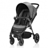 BRITAX Kočárek B-Motion 4 2017, Black denim