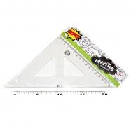 Pravítko 833142 trojuholník
