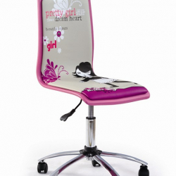 Dětská otočná židle Halmar FUN 1