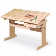 Detský rastúci písací stôl Halmar JULIA