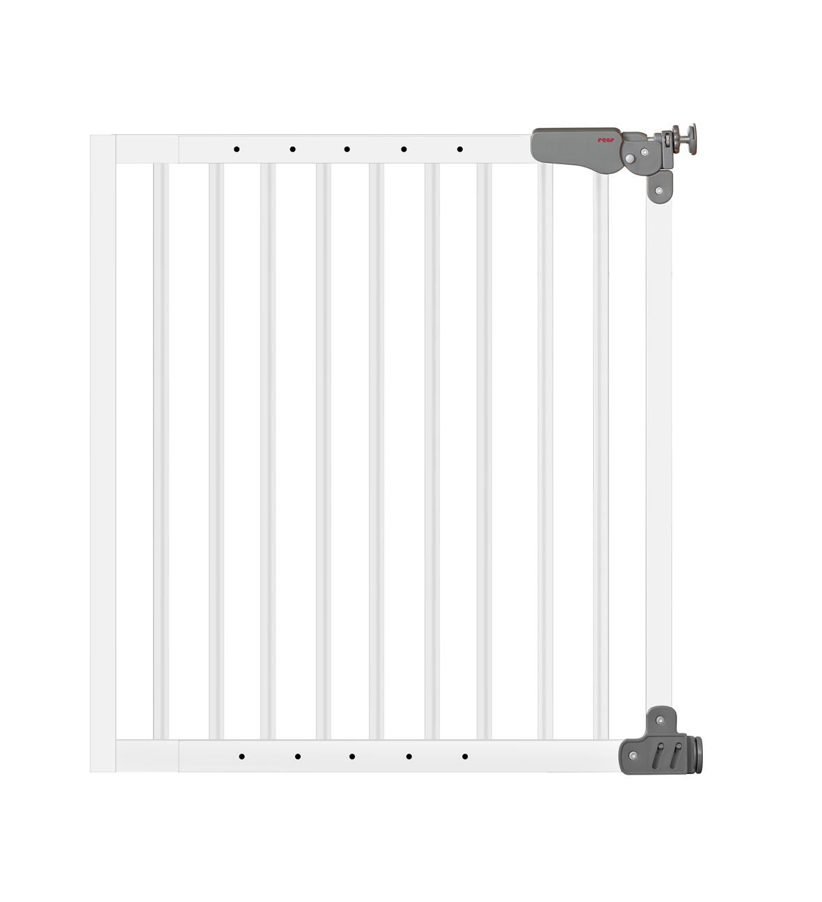 Zábrana do dveří a na schody Reer T Active-Lock kovová