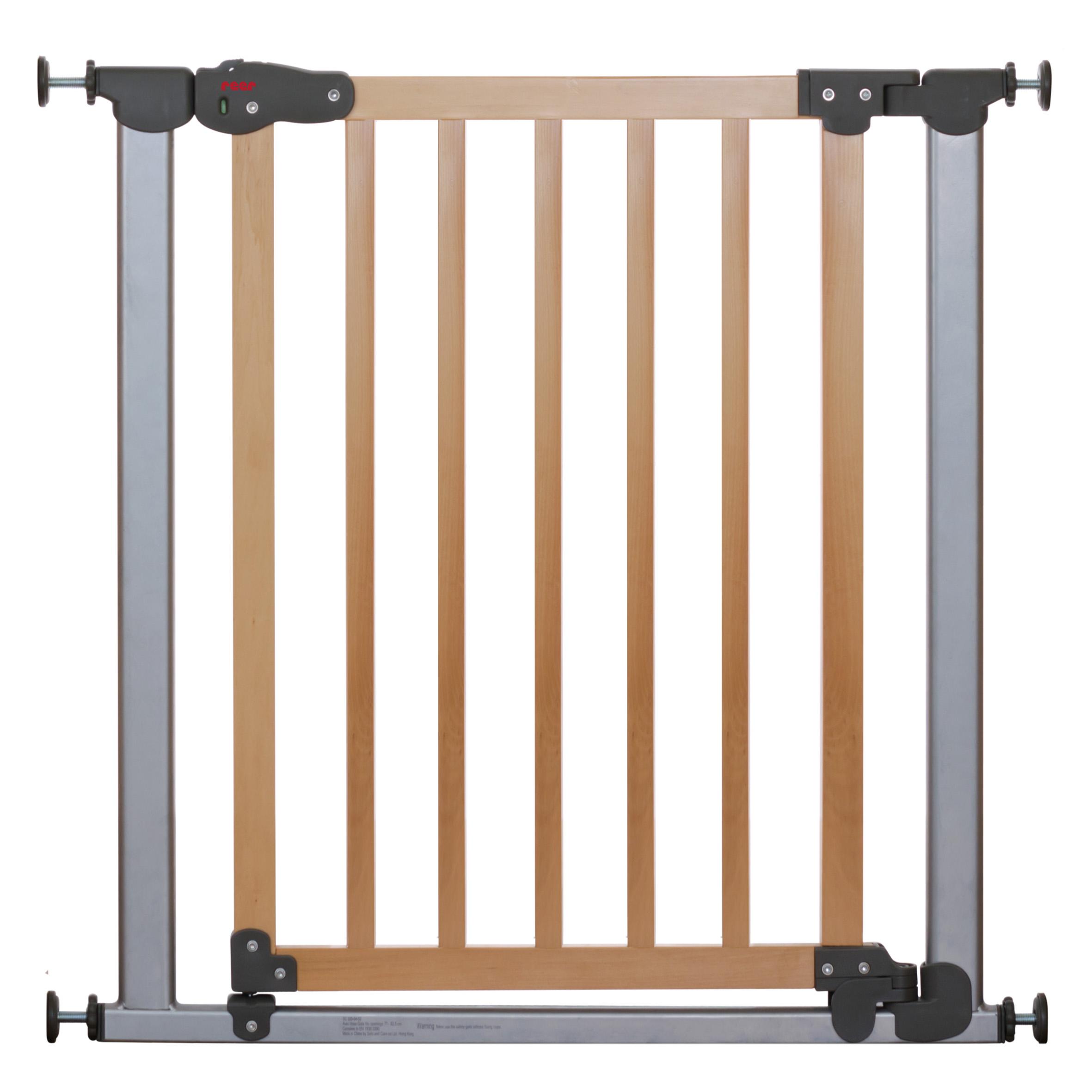 Reer Zábrana I Auto-Close kov/dřevo