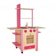 Dětská kuchyňka dřevěná 1154