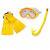 Potápačské okuliare a sady