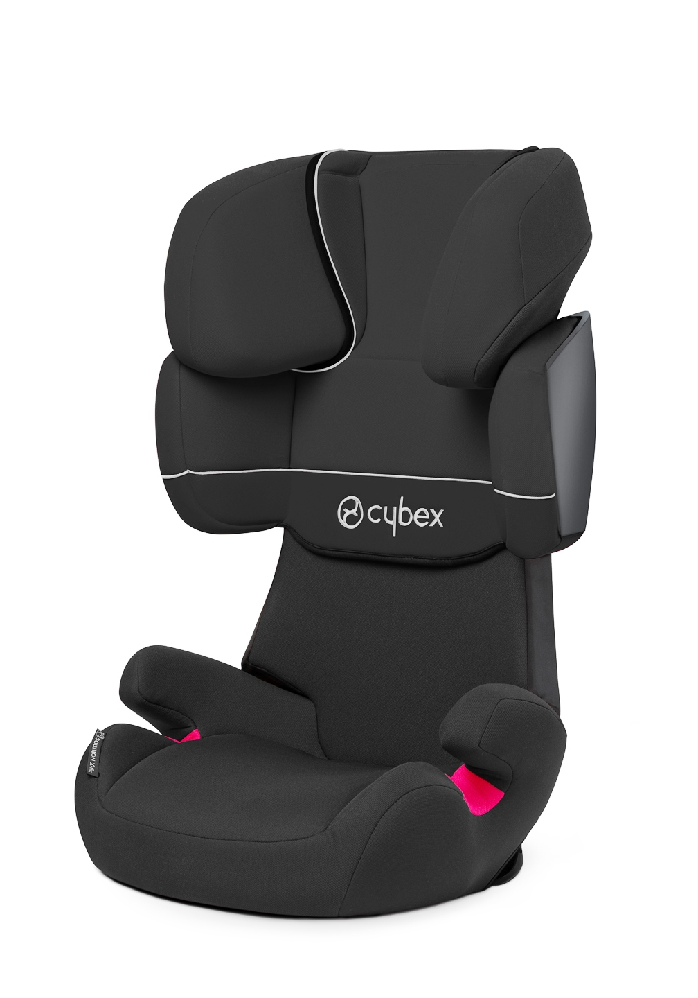 Cybex Solution X Pure Black 2016