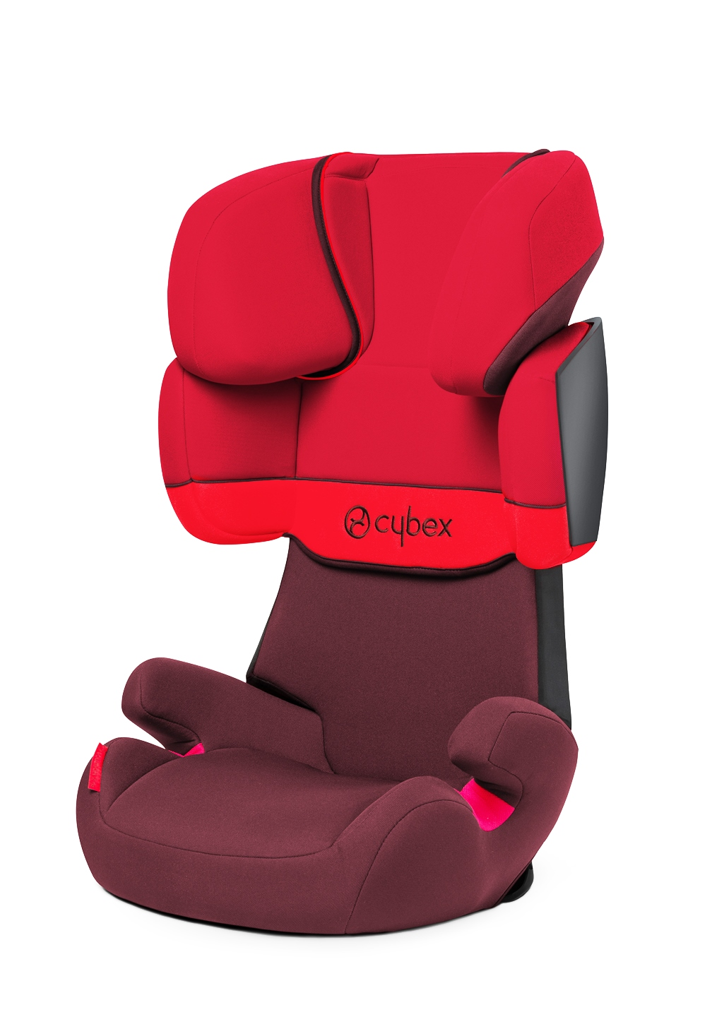 Cybex Solution X Rumba Red 2016