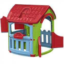 Domček s dielňou