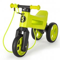 Odrážadlo FUNNY WHEELS Rider SuperSport zelené 2v1