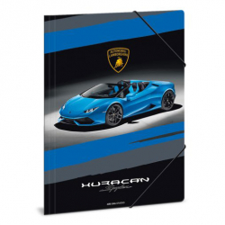 Zložka na zošity Lamborghini Huracán A4