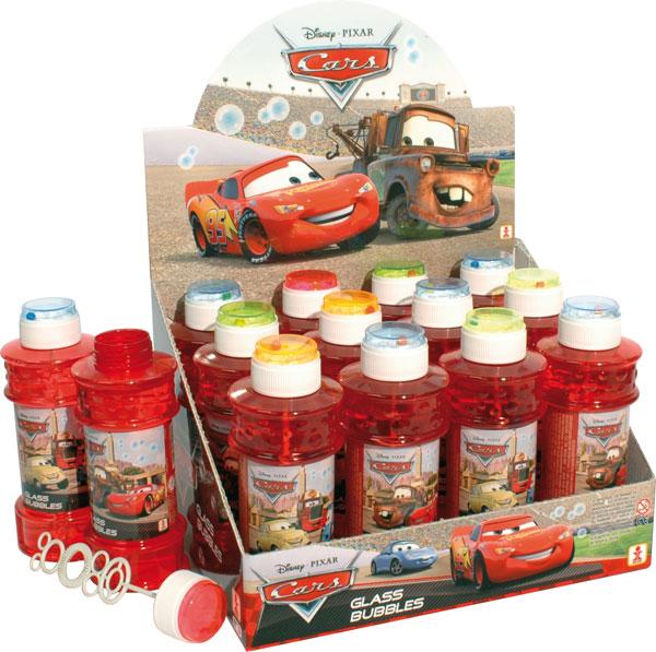 Bublifuk WD Cars 300 ml (display 12 ks)