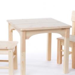 Dětský stoleček a 2 židličky