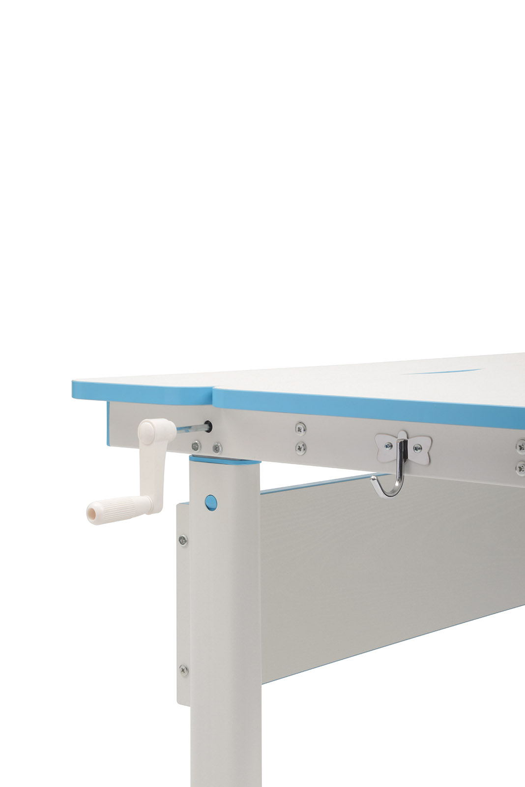 efe30c6a5ec4 Rastúci stôl Fuxo modrý
