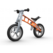 FirstBIKE STREET ORANGE s brzdou