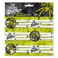 ARS UNA Jmenovky na sešity Wolf Spider 18ks