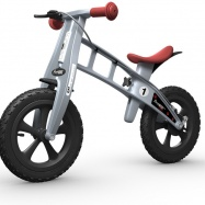 FirstBike CROSS  Silver s brzdou
