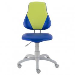 Rostoucí židle Fuxo V-line ekokůže - volba vlastní barvy