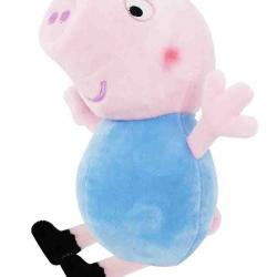 Świnka Pepa, Pluszowy George 25 cm