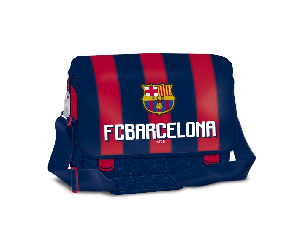 Školská taška cez rameno FC Barcelona b24b32e125