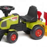 Odstrkovadlo - traktor Claas Axos 310 s volantem