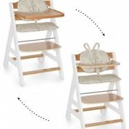 Rostoucí dětská židle Hauck Beta+ 2017  white nature
