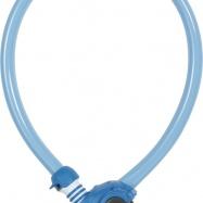 Zámok na bicykel - blue