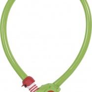 Zámok na bicykel - green