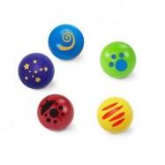 Ozdobné kuličky pro kuličkové dráhy TRIX