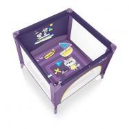 Ohrádka Baby design Joy 06 fialová