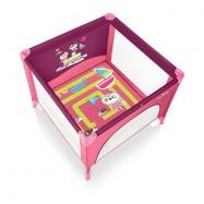 Ohrádka Baby design Joy 08 růžová