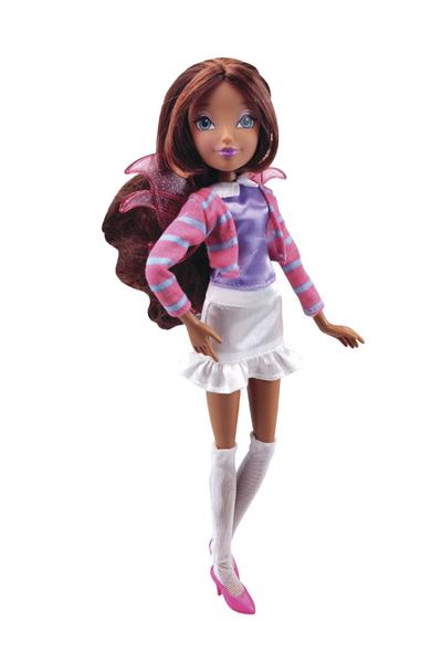 Winx Fairy College Layla