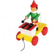 Zabawka na sznurku Pinokio