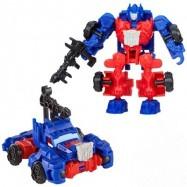 Transformers 4 construct bots jezdci - modrý