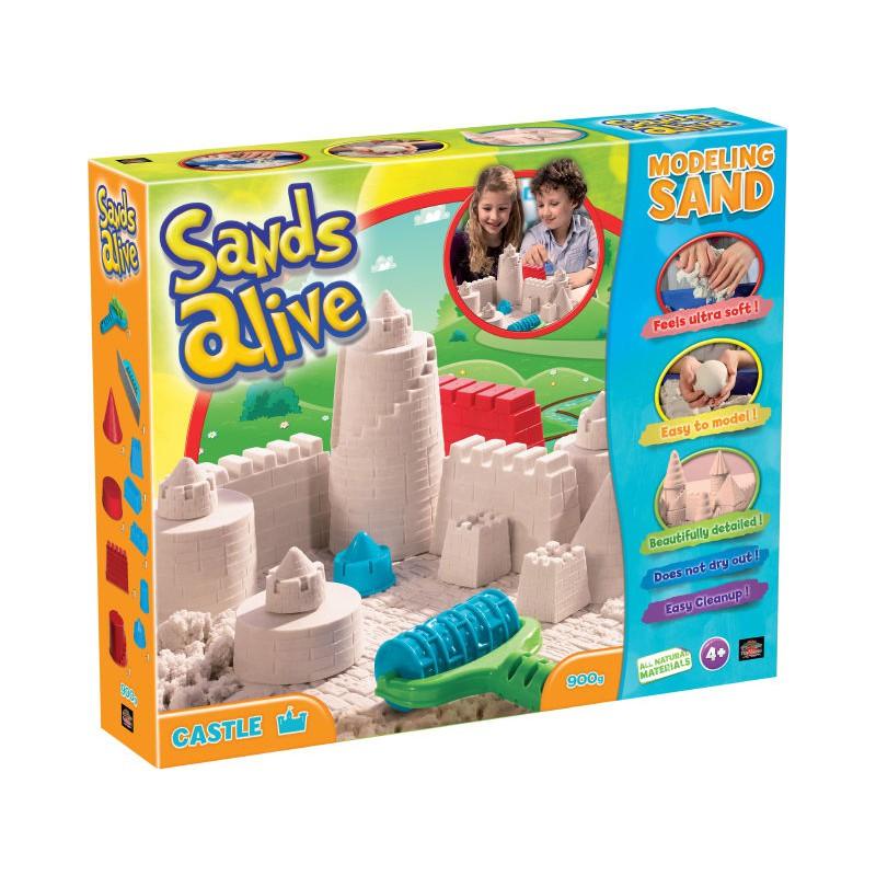 Sands Alive! Set Hrad