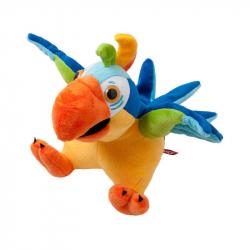 Mluvící papoušek Oskar