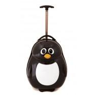 Dětský kufr Tučňák