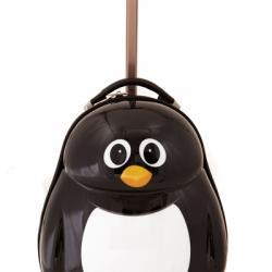 Walizka podróżna dla dzieci Pingwin