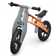 FirstBike CROSS Orange s brzdou