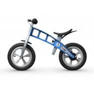 FirstBike STREET Light blue s brzdou