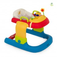 Chodítko Disney Walker 2in1 Pooh ready to play
