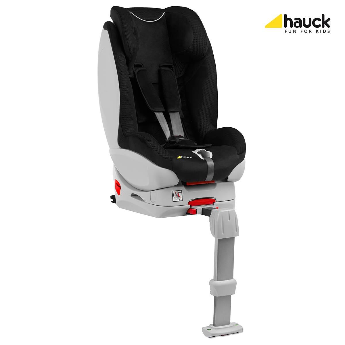 Autosedačka Hauck Varioguard Isofix black/black