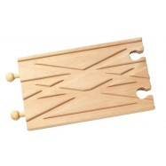 Dřevěné vláčkodráhy Maxim - Křížení tratí