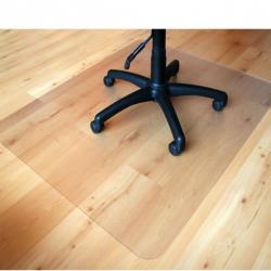Podložka pod židli na všechny povrchy 120 x 120 cm