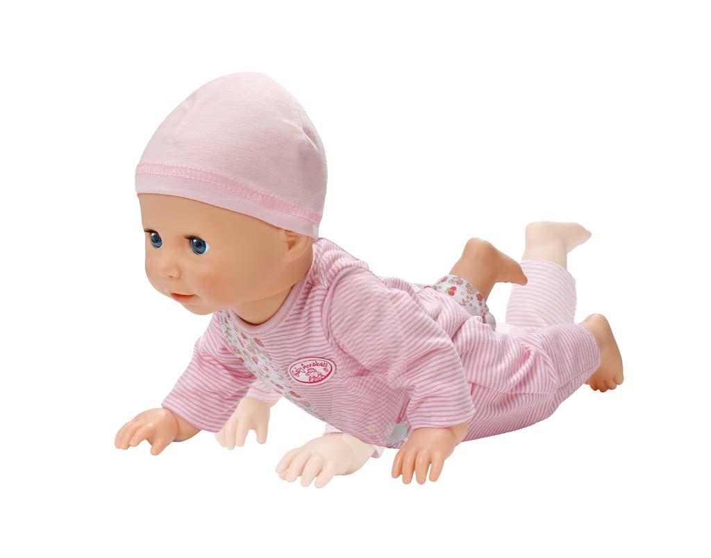 Baby Annabell se učí chodit 793411, 42 cm