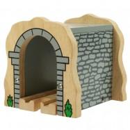 Kamenný železniční tunel
