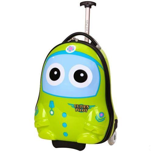 Dětský kufr Pilot