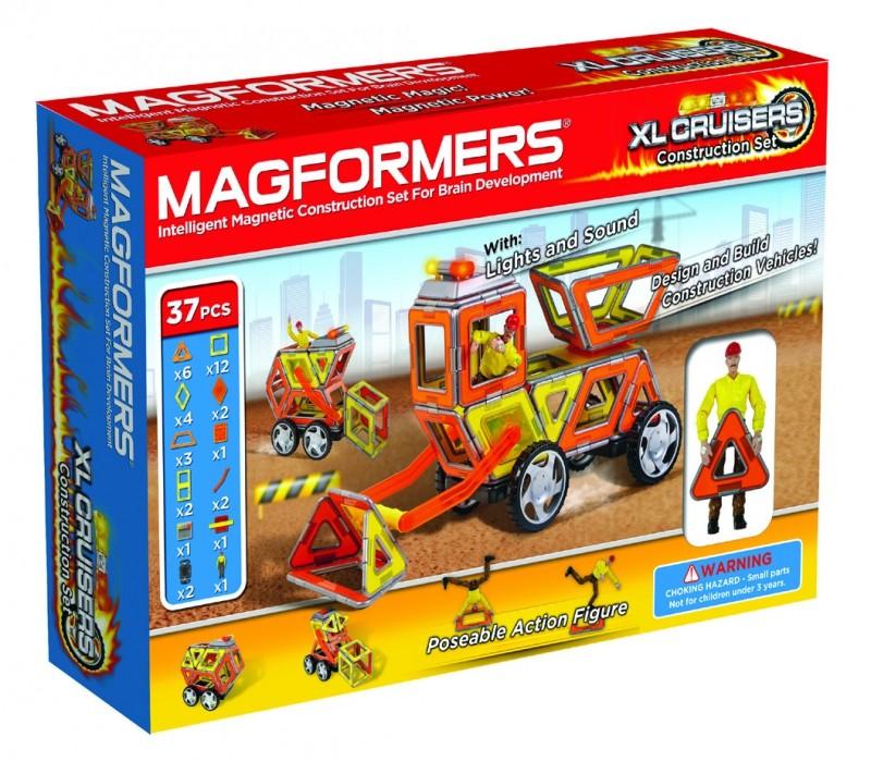 XL Cruiser - Stavební auto